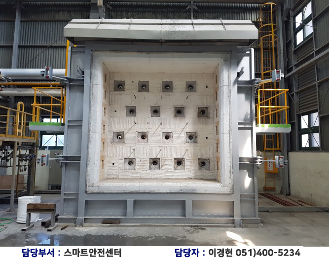 Vertical Furnace