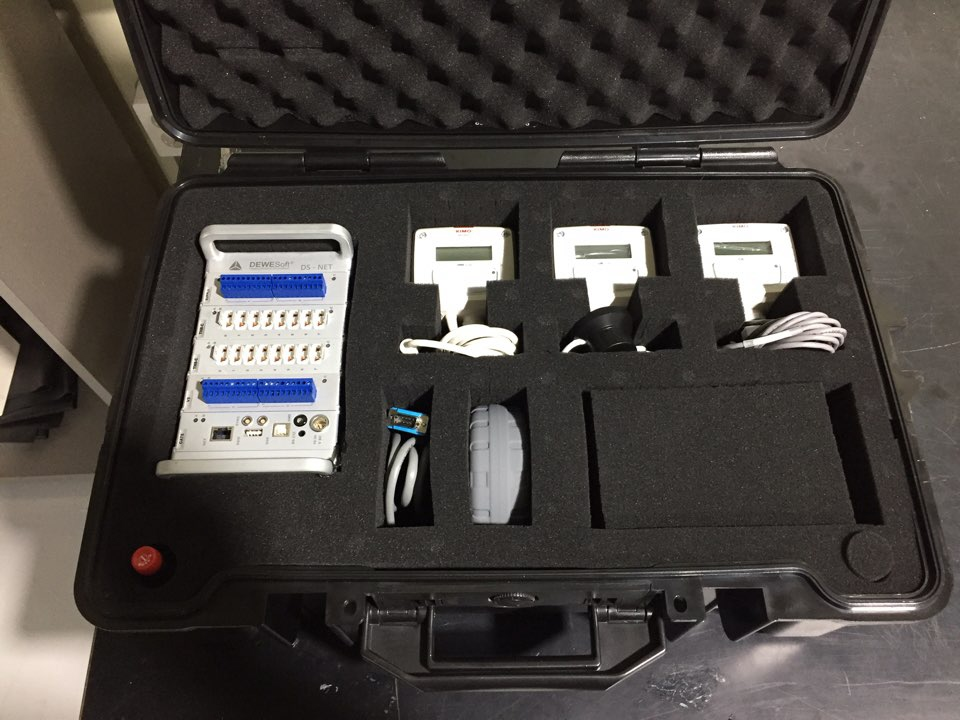 Environmental Monitoring Monitoring System